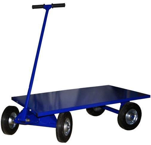 информация торговле 4х колесные тележки ввиде корыта уважением